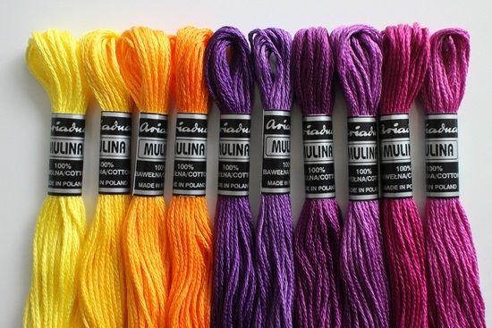 hercai menekşe renkleri #goblen #etamin #kanavice #goblenci