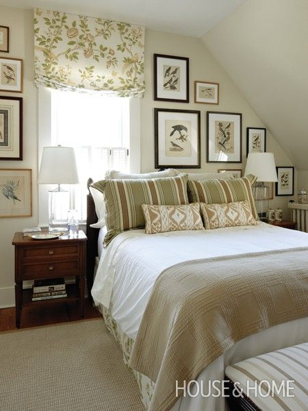 Best Rooms With Slanted Ceilings Ideas On Pinterest Slanted - Painting ideas for bedrooms with slanted ceilings