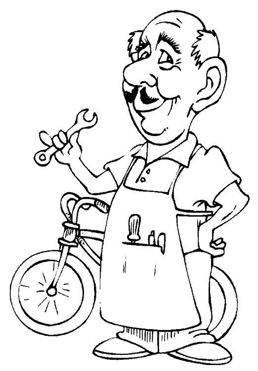 KleuterDigitaal - kp fietsenmaker 02