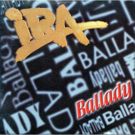 Okładka albumu zespołu IRA Ballady