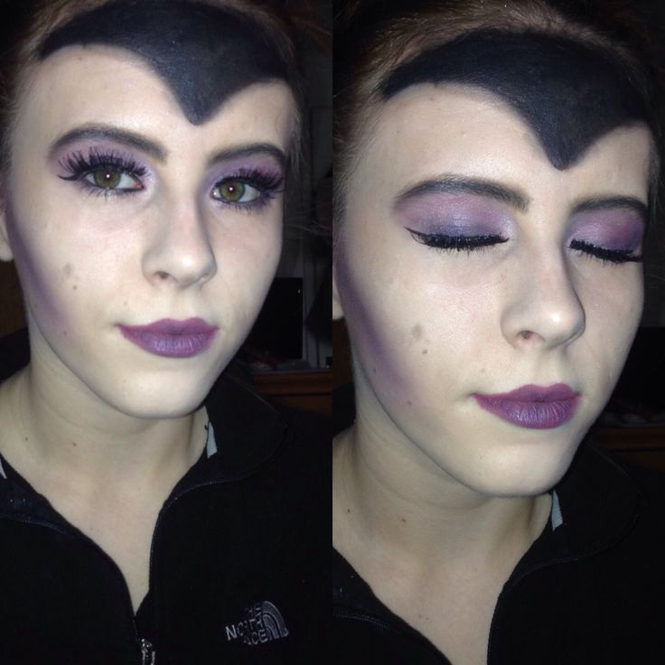 Maleficent inspo👑 #disney #maleficent #inspo #mua