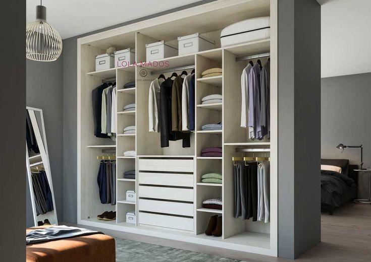 17 mejores ideas sobre armarios empotrados en pinterest - Puertas correderas armario empotrado ...