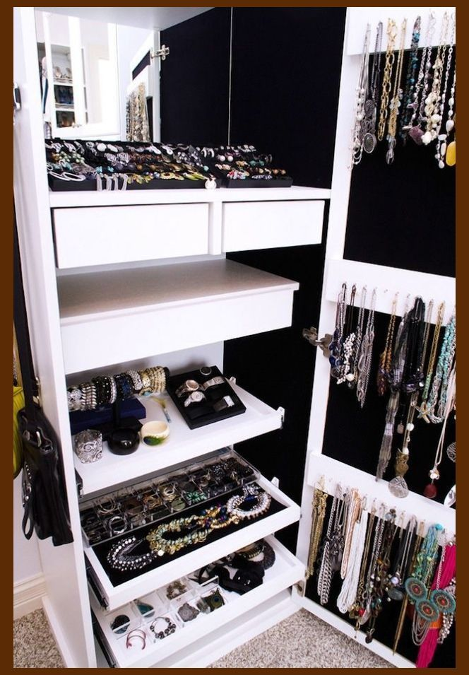 Do Not Use Chlorine Based Solutions Or Detergents Solutions To Clean The Diamonds Of Yours As In 2020 Closet Designs Closet Design Jewellery Storage