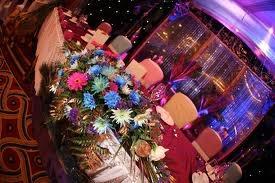 Top table design at The Hilton Metropole Birmingham