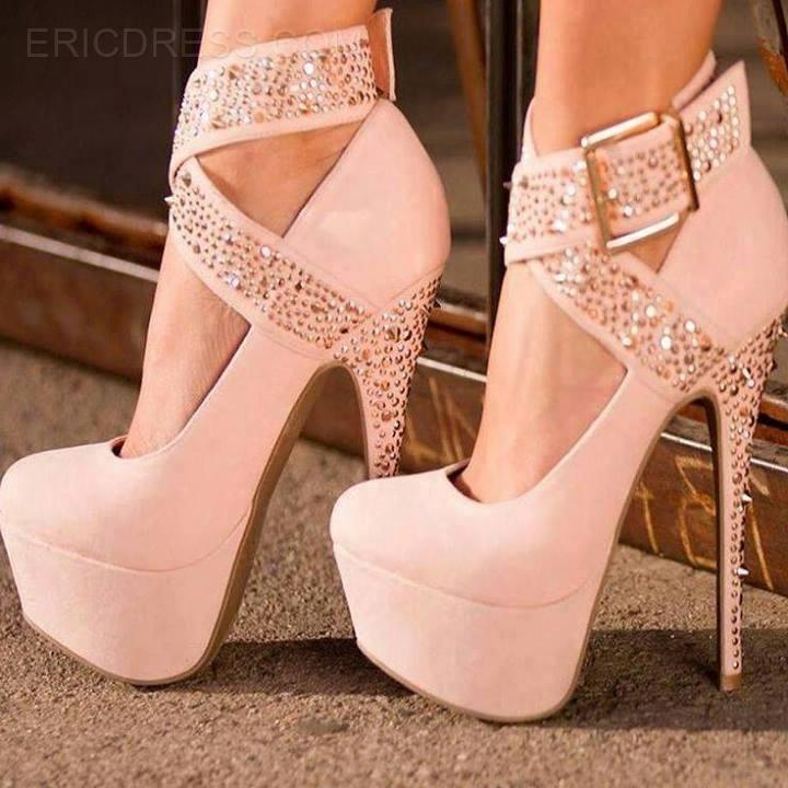 1536 best Shoes images on Pinterest   High heels sandals, High ...