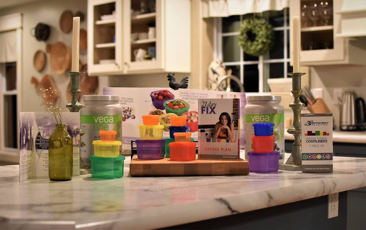 21 Day Fix – Here Goes Nothing!
