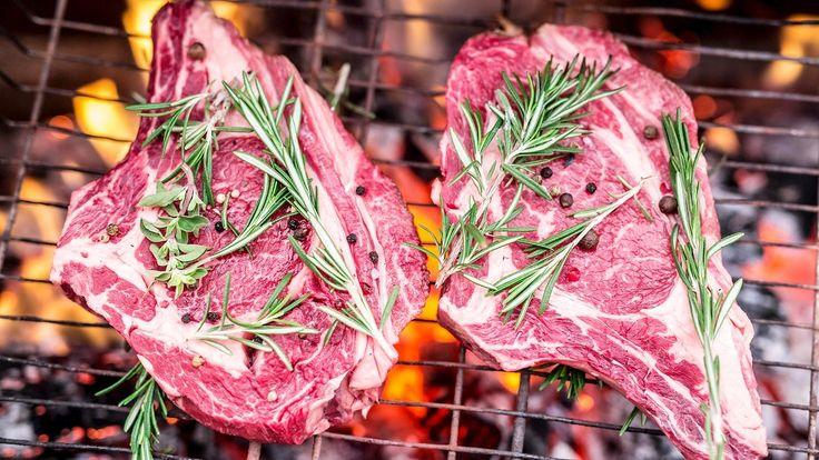 Jamie Oliver's perfect steak