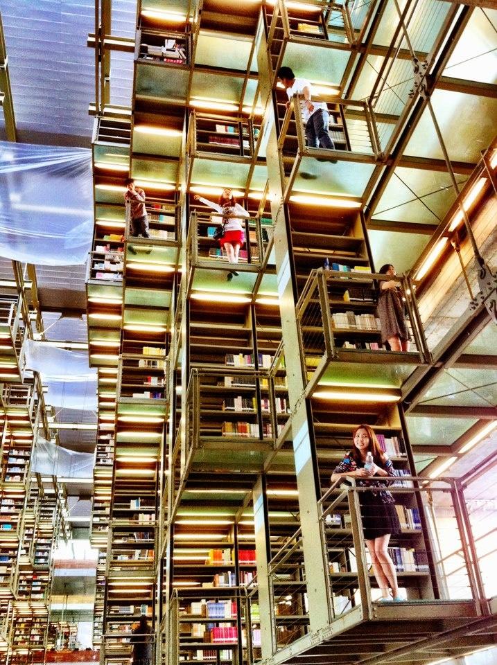 Mexico, Vasconcellos Library