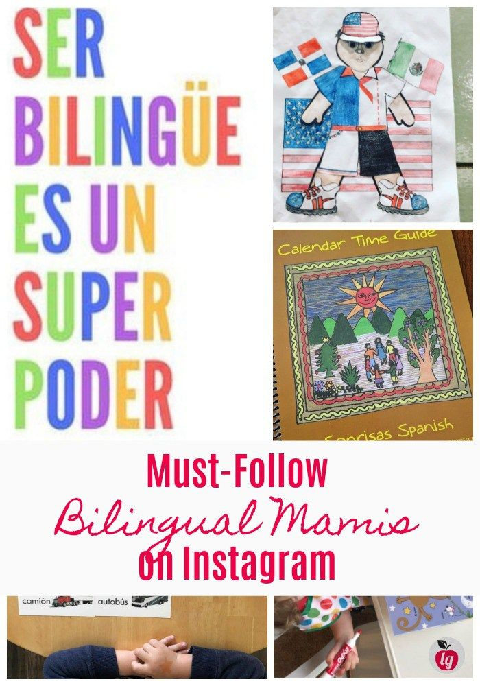 Must-Follow Bilingual Mamis on Instagram