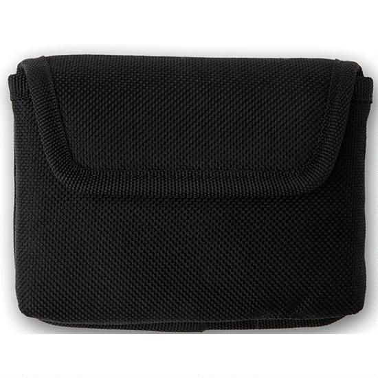 Bulldog Cases Black Nylon Ambidextrous Cell Phone Holster - BD841 - 672352248418