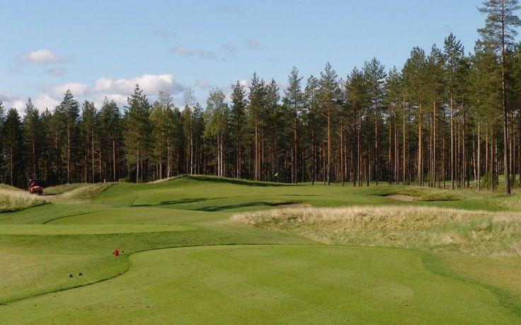 Vierumäki Golf Classic, Vierumäki Finland