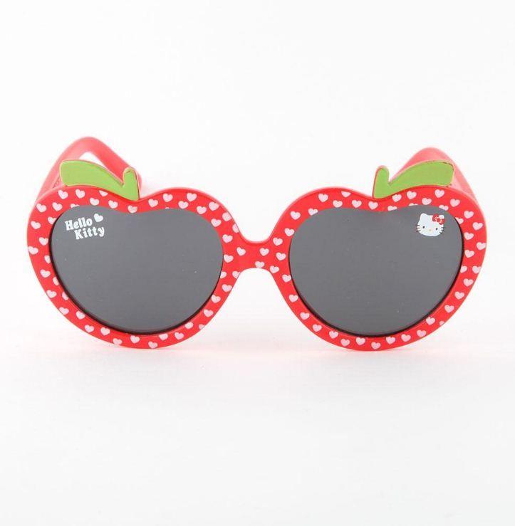 Shades of sweetness: #HelloKitty apple sunglasses for kids