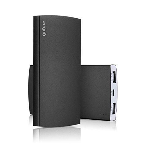 Cell Phone Portable Charger ShiRui Dual-port 6000mAh 3.4A Output External Battery Charger Portable Power Bank for iPhone/Smartphones/Tablet