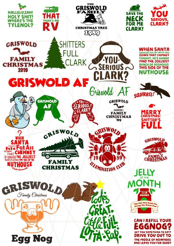 Christmas Vacation svg bundle , are you serious clark? svg