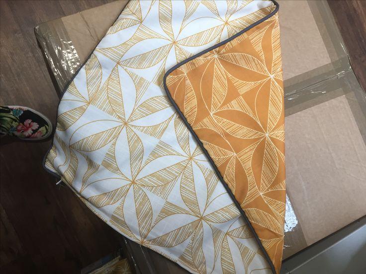 Dunelm cushion cover