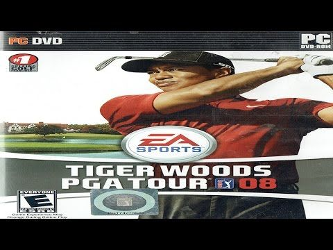 Tiger Woods PGA Tour 08 Windows Vista Gameplay (EA Sports 2007) (HD) - YouTube