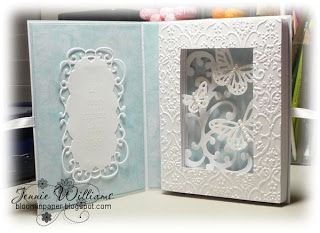 Bloomin' Paper: Book box card A link from Beccy's Place w/follow up instructions on making this card.
