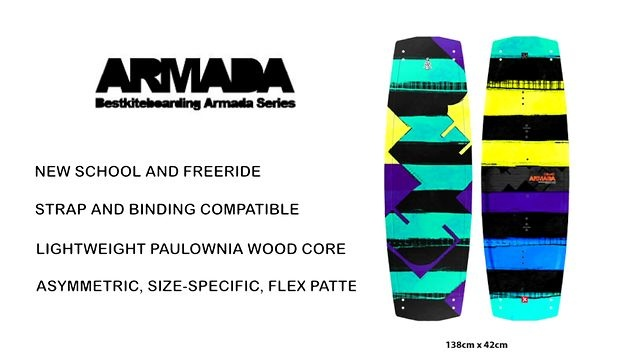 Short product video explaining the tech features of the Armada v4 freeride twintip