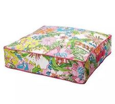 Lilly Pulizter for Target Floor Cushion Nosie Posey Large Outdoor Indoor NWT Exterior ...