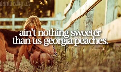 <3Laurenalaina, Georgia Peaches Quotes, Ga Peaches, Lauren Alaina Lyrics, Country Babies, Georgia Girls, Southern Girls, A Southern Lady, Southern Ladies