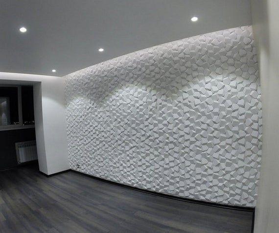 Plastic Molds For Plaster 3d Panel Wall Decor Plastic Mold Image 3
