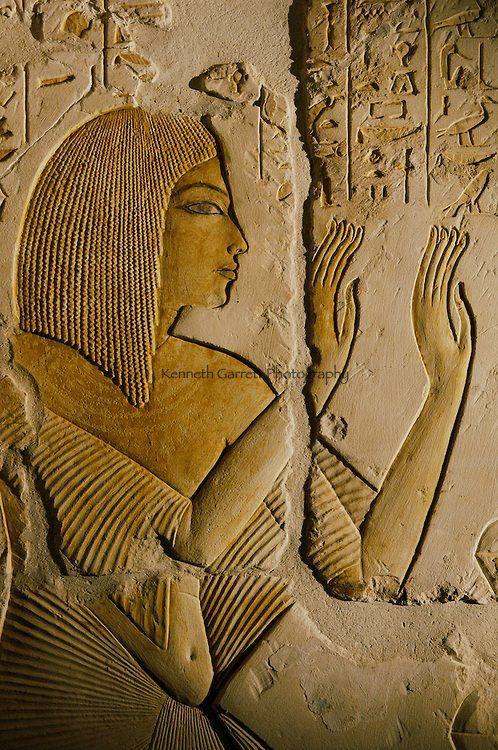 Tomb of Maia; Egypt; Archaeology;New Kingdom; Saqqara, Amarna period, art