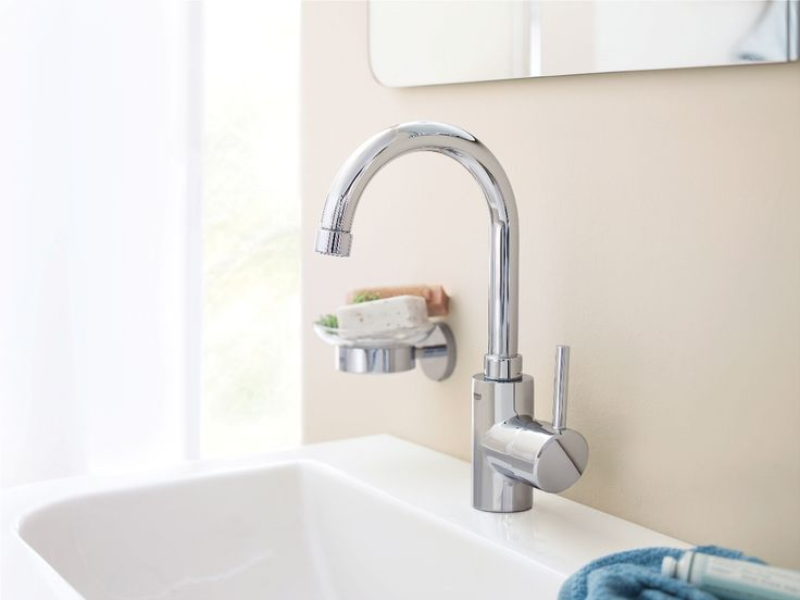 Images Of GROHE Concetto Basin mixer Unpromisingly cosmopolitan Available at ShopStudio