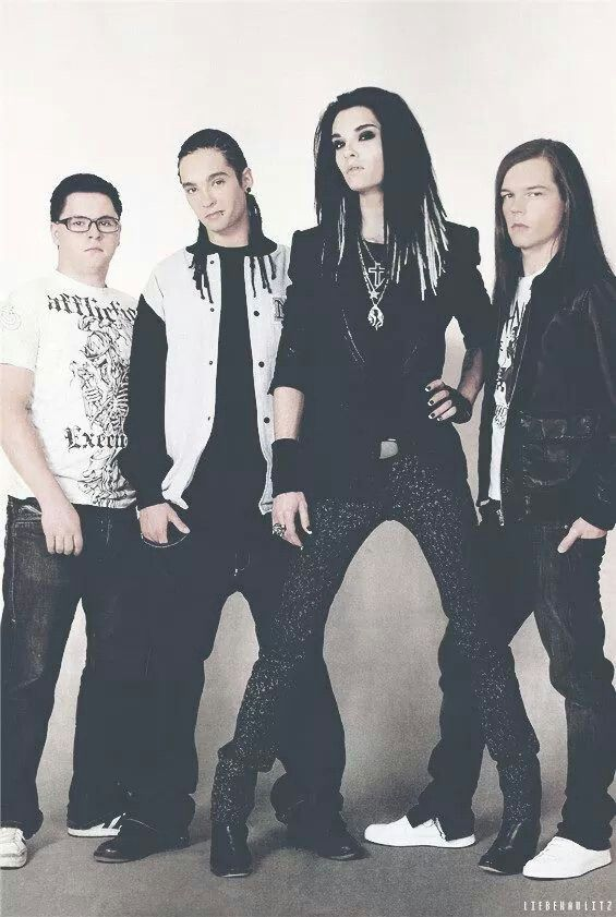 is the band tokio hotel virgins