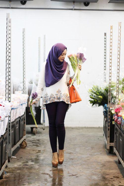 """street-hijab-fashion: """" Vivy Yusof Online shop: Fashion Valet """""""