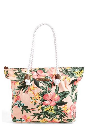 'Paradise' beach bag