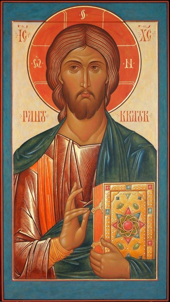 IC.XC__    Παντοκράτωρ        (Fr. Silouan Justiniano