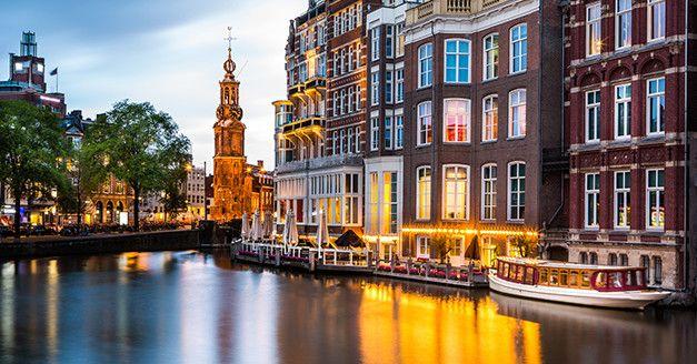 159€   -45%   #Amsterdam - #Kurzurlaub mit #Grachtenflair inkl. #Flug und #Bootsfahrt