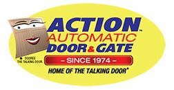 By running alongside your fence, slide gate operators optimize the space within your property. They range from light weight to heavy duty to accommodate a number of gate weights and frequencies of use. Professional Installation by our Action Automatic Door and Gate Team with exceptional Design team planning is what you need to execute your project. Call 800-375-3667 today to request a quote.