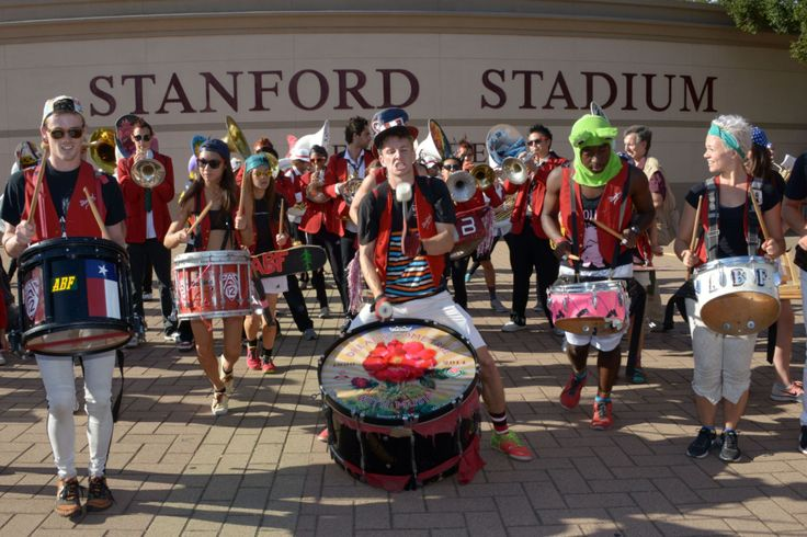 Stanford band remains terrible, banned from 2015 road trips for hazing, sexual misconduct - California Golden Blogs