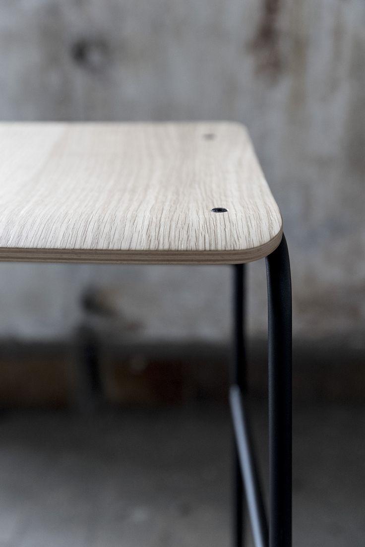 The Wood Grain and The Black Steel - Sincera // Bent Hansen