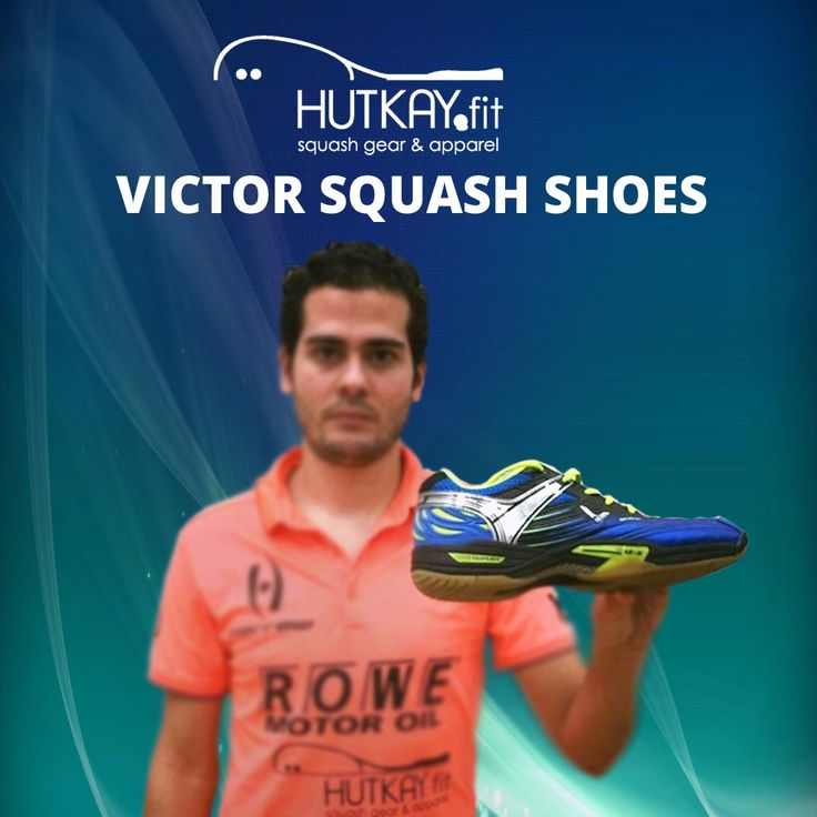 Hutkay.fit has an exclusive right for #victor squash shoes which can enhance your ON-COURT GAMING EXPERIENCE. The double layer pad combined with ENERGYMAX shock absorption and ENERGYMAX bound insole can reduce the impact of landing and increase the rebound.                         Just remember, you must have good tools in order to do a good job!