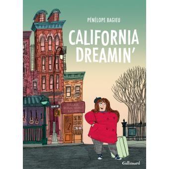 BD California dreamin', Pénélope Bagieu