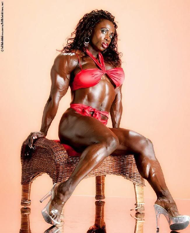 Dayana Cadeau  Muscle Girls, Fit Women, Big Muscles-2832