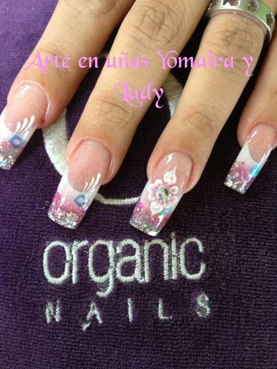 13 best uñas encapsuladas images on Pinterest | Nail design, Nail ...