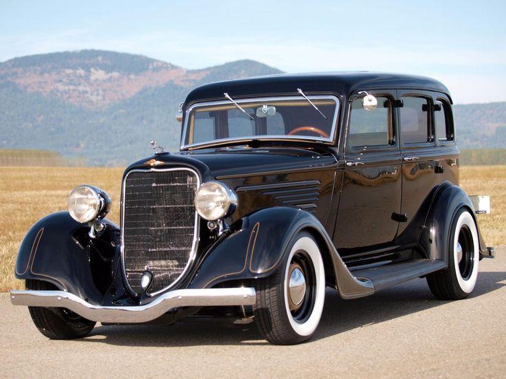 1934 Dodge Sedan Custom See http://adamcomotorsports.com for more info.