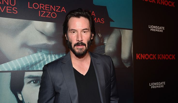Keanu Reeves Premieres In Erotic Thriller 'Knock, Knock' [Trailer] .. http://www.inquisitr.com/2479609/keanu-reeves-premieres-in-erotic-thriller-knock-knock-trailer/