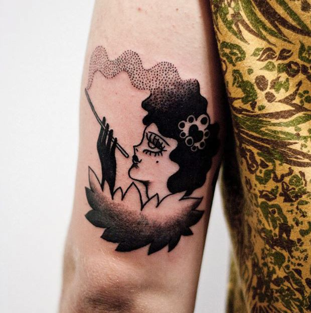 #tattoofriday- Misia Rutkowska, Polônia.