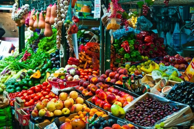List of lovely food markets in Buenos Aires