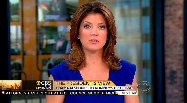nora o'donnell | CBS, NBC Morning Shows Push Libya Blame Onto Romney, Hype Obama ...
