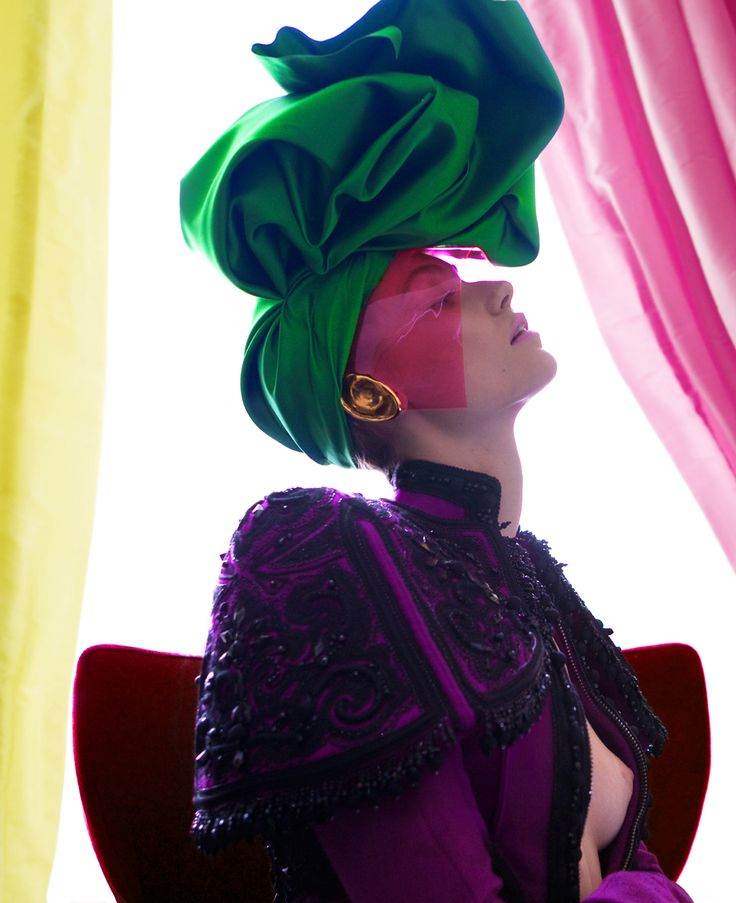 visual optimism; fashion editorials, shows, campaigns & more!: schiaparelli couture by christian lacroix: farah holt by baldovino barani for...