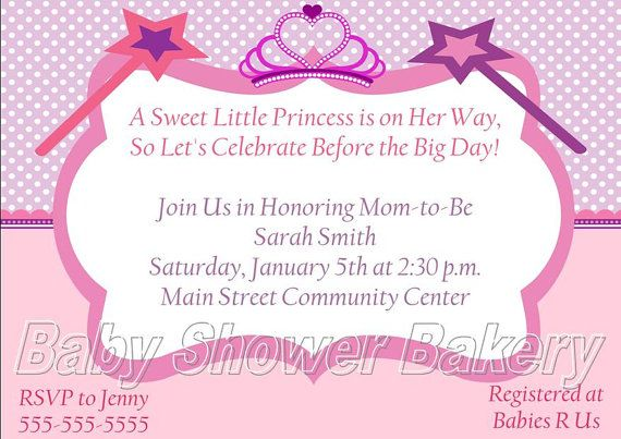 baby shower parties princess baby showers and baby showers