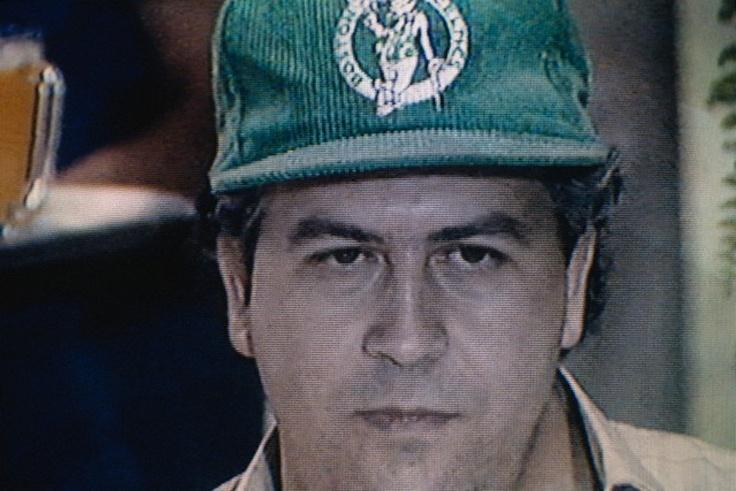 Crime family names here: Gaviria, Escobar.  Pablo Emilio Escobar Gaviria