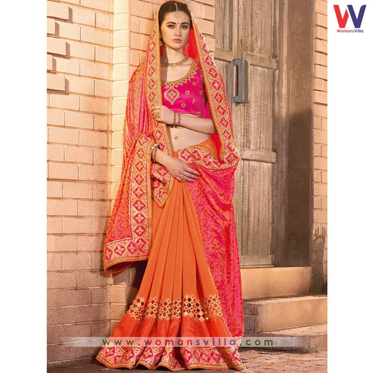 Doesn't it feel great when you can shop for the best in Indian fashion without even stepping out? Check out our website for frequent updates on what's trending. Order these from #Womansvilla