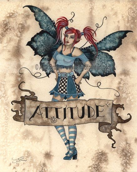 attitude (amy brown)