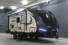 2018 Keystone Bullet Premier 19FBPR Small lightweight travel trailer camper RV